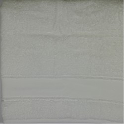 Handdoek met keperrand