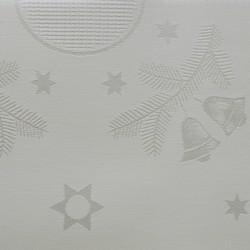 Jobelan damast 624/0 wit 170 cm