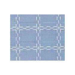 Beiersbont 5443 bleu/wit 160 cm