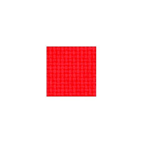Aidastoffen Aida 5,5 b./cm 82 rood 160 cm