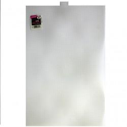 Plastic canvas ultra naturel (extra stevig) 31x46 cm