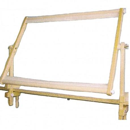 Borduurraam 40x80 cm met tafelklem art.335