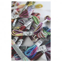 DMC 517 Coloris