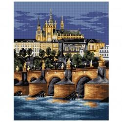 Charles Bridge (Praag) 2504M 40x50 cm