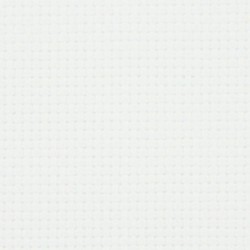 Hardangerstof 9 b./cm wit 180 cm