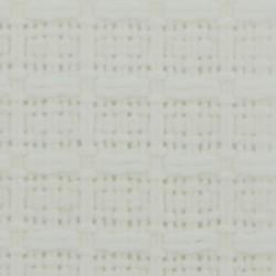 Wafelstof wit 45 cm