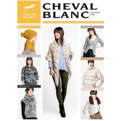 Cheval Blanc breiboek no.28