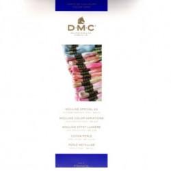 DMC kleurkaart W100B / W100AR