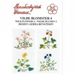 Vilde Blomster 4