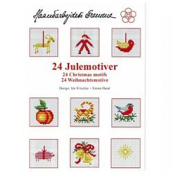 24 JULEMOTIVER