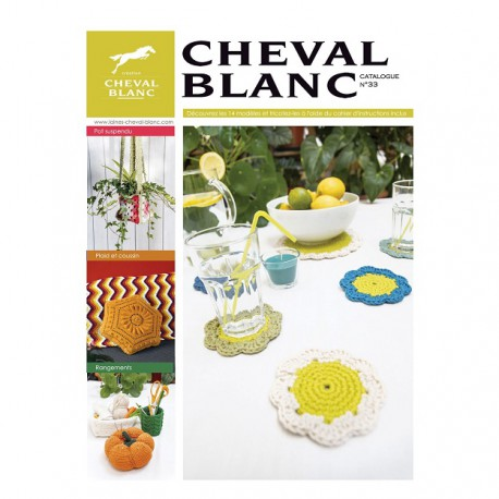 Cheval Blanc breiboek no.33