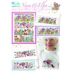 121 Nixen & Elfen (zeemeerminnen & elfen)