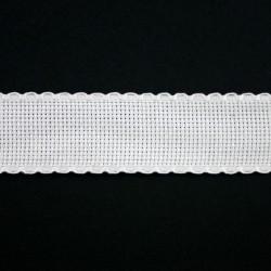 Aidaband 3 cm wit 10 meter